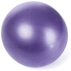 PVC Thickened Yoga Ball Air Inflation Anti-Explosion Fitness Equipment 25CM For Fitness Exercise Balance Stability *** You can find out more details at the link of the image. (This is an affiliate link) #ExerciseBallsAccessories