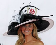 Kentucky Derby Hat  www.furlongfashion.com