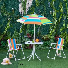 Picnic Table With Umbrella, Plastic Picnic Tables, Kids Picnic Table, Outdoor Picnic Tables, Folding Picnic Table, Outdoor Food, Outdoor Seating Areas, Kid Table, Table And Chair Sets