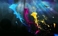 Paisajes Abstractos Hd