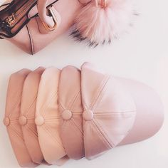 March Color of the month: Blush Pink Mode Rose, Piercing, Cute Hats, Everything Pink, Bad Hair Day, Pink Aesthetic, Girly Things, Pretty In Pink, Blush Pink