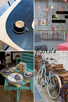 Koskela design emporium, Sydney - just plain lovely.