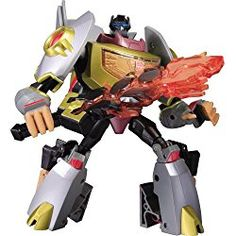 Takara Tomy Transformers Animated: Ta-17 Grimlock Voyager Class Action Figure