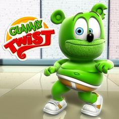 Download the song from Gummibär's popular Gummy Twist YouTube video. The Gummy Twist Radio Edit is 2:35 in duration and the music file is a high quality, 320 kbps MP3.