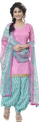 Miraan Cotton Printed Salwar Suit Dupatta Material Price in India - Buy Miraan Cotton Printed Salwar Suit Dupatta Material online at Flipkart.com