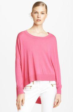 Michael Kors High/Low Sweater