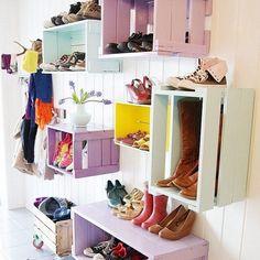 Almacenaje de calzado 4