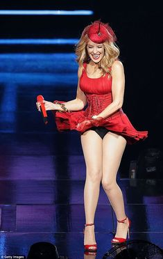 Kylie Minogue March 2015