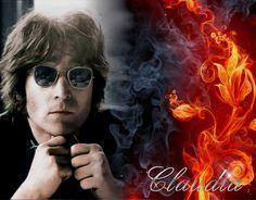 John Winston Ono Lennon (nascido John Winston Lennon; Liverpool, 9 de outubro de 1940 — Nova Iorque, 8 de dezembro de 1980) foi um músico, guitarrista, cantor, compositor, escritor e ativista britânico.