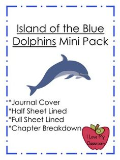 84 Best Island Of The Blue Dolphins Images Dolphins Homeschool