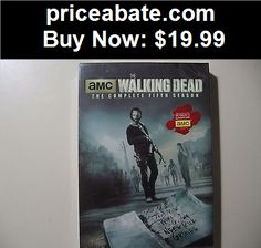 Music-Albums: The Walking Dead: Complete Fifth Season 5 (DVD 2015, 5-Disc Set)Brand New Sealed - BUY IT NOW ONLY $19.99