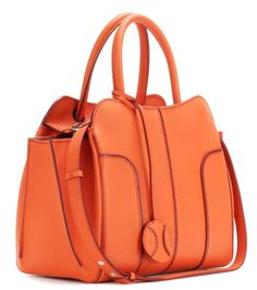 Tod's - Sella Small leather tote | mytheresa.com