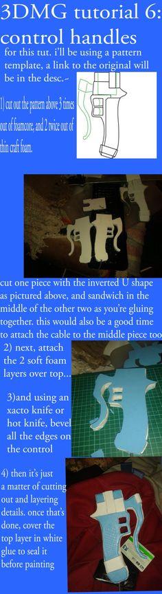 3DMG tutorial 6: handles by kamenkewl on DeviantArt