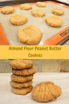 almond flour peanut butter cookies Archives - The Southern Magnolia Almond Flour Desserts, Baking With Almond Flour, Almond Flour Recipes, Baking Flour, Low Carb Desserts, Keto Cookies, Keto Peanut Butter Cookies, Low Carb Peanut Butter, Butter Cookies Recipe