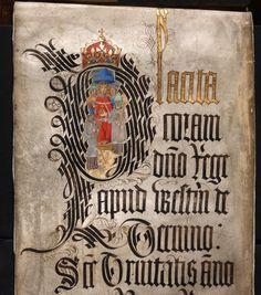 Henry VIII, 1514, Coram Rege Rolls. National Archives Reference:  KB 27/1012
