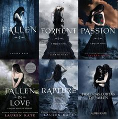 Fallen Series By Lauren Kate Fallen Novel, Fallen Book, Fallen Saga, Fallen Series, Lauren Kate, I Love Books, New Books, Good Books, Book Club Books