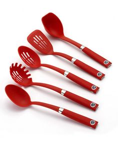 Take a look at this Red 5-Piece Kitchen Tool Set  by Rachael Ray on #zulily today!