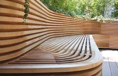 Seatwall by Manifold Architecture Studio
