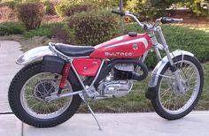 1976 Bultaco Sherpa T 350