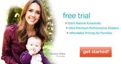 """Founded by Jessica Alba    Per MySubscriptionAddiction.com:  """"The Cost: Try a free discovery kit and only pay $5.95 shipping. The Family Essentials monthly kit (5 full size products) is $35.95. The Honest Diapers monthly bundle is $79.95.        COUPON CODE: Use code JOIN2GET10 to save $10 on your first full size monthly kit!"""""""