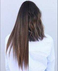 #haircut #livedinhair #anhcotran #milbonhair #milbonpro #haircolor #haircare #hairlength #beauty #style #bridalhair #bridalbeauty #winterbeauty #haircutideas #hairstyles #haircuttypes #celebrityhair #celebrityhairstylist #hairtransformation #hairdresser #cut #color #hairinspo #midlegth #layers #newhair #newhaircut #fall2020 #hairmakeover Hair Inspo, Hair Inspiration, Short Hair Cuts, Short Hair Styles, Celebrity Hair Stylist, Trend Fashion, Hair Transformation, Brunette Hair, Hair Beauty