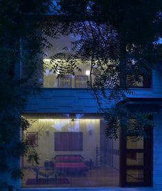 Modern Zen designed house in India: N85 Residence