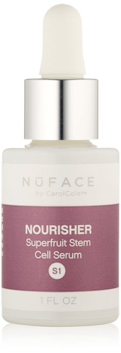 NuFACE Nourisher Superfruit Stem Cell Serum, 1 fl. oz.