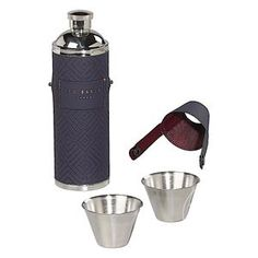 db77b5439b831d Ted Baker Hip Flask Open Ted Baker Gifts