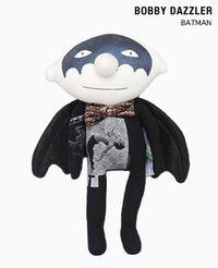 BOBBY DAZZLER ボビーダズラー Haunted Batman ぬいぐるみ 7IMP000019