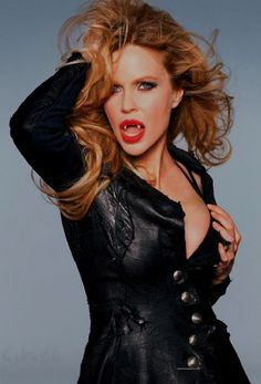 True Blood - Promo shot of Kristin Bauer van Straten Vampire Love, Female Vampire, Gothic Vampire, Vampire Books, Vampire Art, Hot Vampires, Vampires And Werewolves, Horror Sexy, Dracula