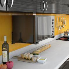 телевизор на кухне варианты размещения фото: 10 тыс изображений найдено в Яндекс.Картинках