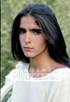 Malu Mader - perfect eyebrows