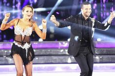 Did anyone else want to get up & dance along with @alexavega & @MarkBallas's jive? http://jus.tj/skw  #dwts