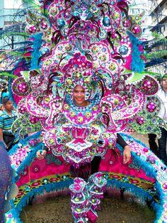 Carnavales turisticos de Maturin,Venezuela.