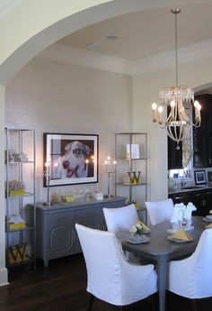 1000 images about buffets credenzas on pinterest for Dining room decor accessories