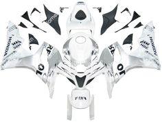 Mad Hornets - Fairing Bodywork for Honda CBR600 Silver http://www.madhornets.com