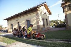 Trenet de la Vall d'Aro, a Castell d'Aro #sortirambnens