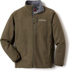 Columbia Men's Wind Protector Fleece Jacket