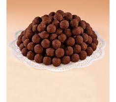 Rumové koule   magnet-3pagen.cz #magnet3pagencz #3pagen #sweets #sladkosti Dog Food Recipes, Raspberry, Sweets, Fruit, Gummi Candy, Candy, Dog Recipes, Goodies, Raspberries