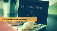 Top 5: Plantillas de WordPress para marcas de moda | Behind the showroom #marcasdemoda #fashionbrands #branding #onlinewebsite #wordpressthemes #fashionthemes