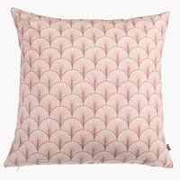 Díszpárna BLEIKVIER 45x45 rózsaszín