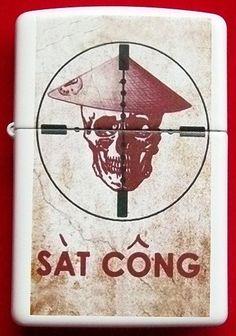 Sat Cong Custom Design based on a Vietnam Death Card
