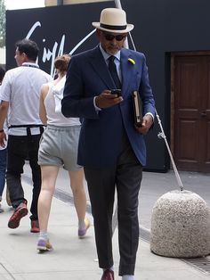 PITTI UOMO 2012  snap by ELEMENTS OF STYLE