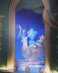#tiffanyandco #NYC #fifthavenue #visitnyc #christmasinnyc #christmaswindows #holidaywindows