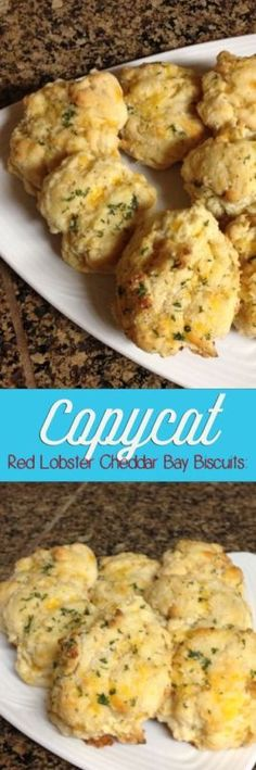 Copycat Red Lobster Cheddar Bay Biscuits | eBay