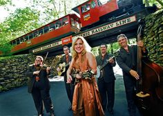 Rhonda Vincent & The Rage at Silver Dollar City during Bluegrass & BBQ Festival