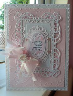 handmade birthday cards for women - Bing Birthday Cards For Women, Handmade Birthday Cards, Making Greeting Cards, Greeting Cards Handmade, Wedding Anniversary Cards, Wedding Cards, Becca Feeken Cards, Spellbinders Cards, Engagement Cards