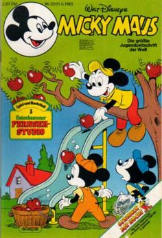 A cover gallery for the comic book Micky Maus Donald Sterling, Scrooge Mcduck, I Remember When, 2 Set, Vintage Disney, Donald Duck, Comic Book, Hong Kong, Cover