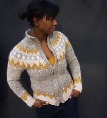 I've always been late to the newest 'knitting craze', be it for double-knitting, for fair-isle, for brioche stitch (which I still have yet to master), for modular knittin… Double Knitting, Lace Knitting, Knitting Patterns, Knit Crochet, Crochet Patterns, Icelandic Sweaters, Nordic Sweater, Knit Basket, Fair Isle Knitting