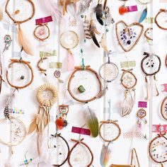 Stay tuned, gonna give away a few mini dreamers this week just for the fun of it. Beautiful Dream, Dream Catchers, Stay Tuned, Happy Life, The Dreamers, Giveaway, Weave, Dreams, Mini